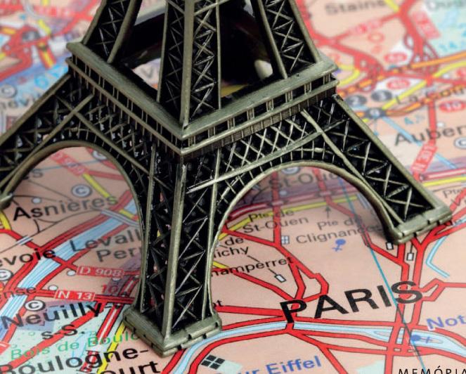 100 DIAS EM PARIS | MEMÓRIA VISUAL
