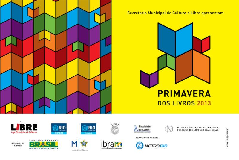 PRIMAVERA DOS LIVROS 2013